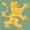 Logo Löwe hellgrün