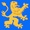 Logo Löwe hellblau©Samtgemeinde Thedinghausen