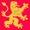 Logo Löwe rot