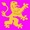 Logo Löwe himbeer