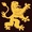 Logo Löwe schwarz